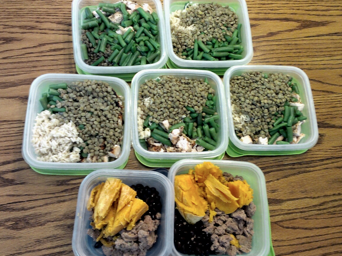 Body Beast: Meal Plan Week 1  One Healthy Mom